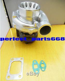 GT35 T3T4 GT3582 T3 flange a/r 0.70 anti-surge a/r. 63 oil&water Turbocharger