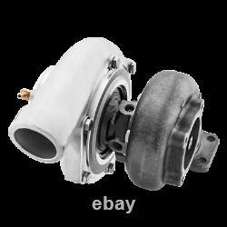 GT35 T3 Turbo Charger Anti-Surge Oil + Water Cooled For Civic Integra Fitting