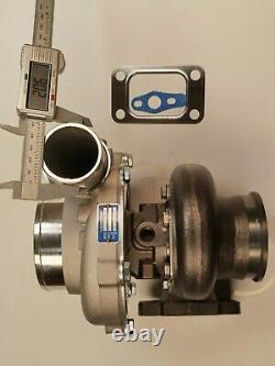 GTX3076R GEN2 ceramic Dual Ball Bearing billet Turbolader turbo T3 0.63 A/R. 60
