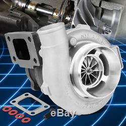 GTX3076R T3 V-Band Anti Surge Water/Oil Cooled Dual Ball Bearing Turbocharger