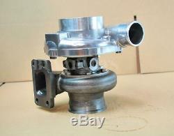GTX3076.63 A/R Dual Ball Bearing Anti Surge T3 Flange V-Band Turbo TurboCharger