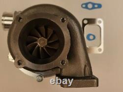 GTX3576R GT35R GT30 Ball Bearing Ceramic Billet Turbolader T3 A/R. 82 4 bolt. 60