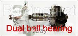 GTX3582R Dual Ball bearing Turbo GTX35R. 63 VBand Billet Wheel Anti Surge Turbo