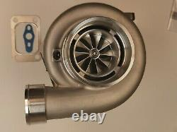 GTX3582R dual Ball Bearing T3.82 A/R 4 bolt Billet Turbo charger A/R. 70 cold