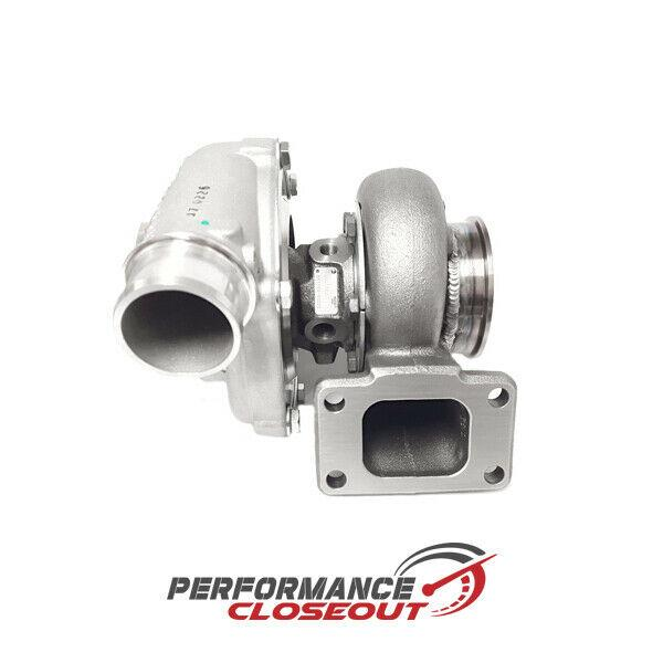 Garrett Gt28rs Anti Surge Aka Gt2860rs. 63 A/r T3 Welded 3 V Band Outlet