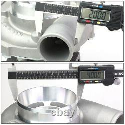 Gtx3076r T3 A/r. 82 Anti-surge Water&oil Cooled Dual Ball Bearing Turbocharger