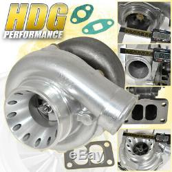 Jdm T70 T3 Oil Cooled Anti-Surge Turbo Charger Compressor Ar. 70 Turbine Ar. 64
