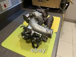 K04-64 Turbo 2.0TFSI Hybrid BBT Antisurge Audi S3 VW Golf R Scirocco R Cupra