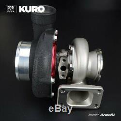 KURO 4 GTX3582R GTX35R Ceramic Ball Bearing Turbo Anti-surge A/R 0.63 T3 Flange