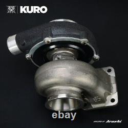 KURO GTX3071R Gen2 Ball Bearing Turbo 4 Anti-Surge 1.06 A/R T4 V-band