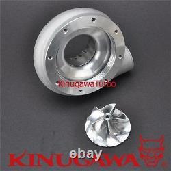 Kinugawa 3 Turbo Anti-Surge Compressor Housing & Billet Wheel TD05H TD06 25G