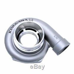 Kinugawa 4 AR. 70 Anti Surge Compressor Housing & Seal Plate GT3582R (61.4/82mm)