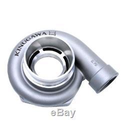 Kinugawa 4 AR. 70 Anti Surge Compressor Housing with Seal Plate GT3582R 61.4/82 mm