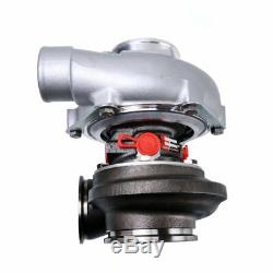 Kinugawa Ball Bearing Turbo 3 Anti Surge GTX3067R with A/R. 83 In & Outlet V-Band