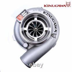 Kinugawa Ball Bearing Turbo 4 Anti-Surge GTX3076R 60mm with AR. 85 T4 V-Band T. H