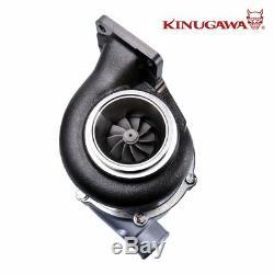 Kinugawa Ball Bearing Turbo 4 Anti Surge GTX3576R 68mm with AR 1.05 T4 V-Band T. H