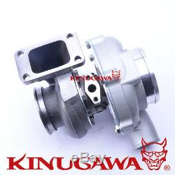 Kinugawa Ball Bearing Turbo 4 Anti Surge GTX3576R with. 57 T3 V-Band Fast Boost