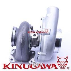 Kinugawa Ball Bearing Turbocharger 4 Anti Surge GTX3071R 60mm with. 64 T3 V-Band
