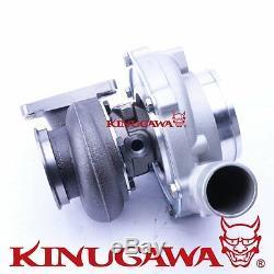 Kinugawa Ball Bearing Turbocharger 4 Anti Surge GTX3076R 60mm with. 57 T3 V-Band