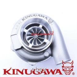 Kinugawa Ball Bearing Turbocharger 4 Anti Surge GTX3576R 68mm with 1.05 T3 V-Band