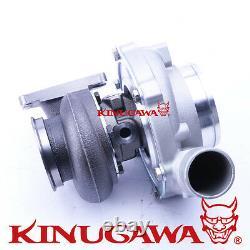 Kinugawa Ball Bearing Turbocharger 4 Anti Surge GTX3576R 68mm with. 89 T3 V-Band