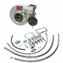 Kinugawa Billet Turbo 3 Anti Surge For Nissan RB20DET/RB25DET TD06SL2 601-10cm