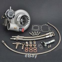 Kinugawa Billet Turbo 3 Anti Surge TD06H-Garrett 60-1-8cm 5 Bolt T25 with 9 Blade