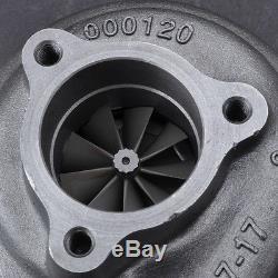 Kinugawa Billet Turbo 4 Anti Surge TD06H-25G-12cm T3 twin scroll / 9B Turbine