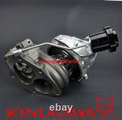 Kinugawa Billet Turbo Mitsubishi EVO 9 TD06SL2R-25G-10.5T / 3 Anti Surge Inlet