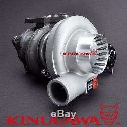 Kinugawa Billet Turbocharger 3 Anti Surge SUBARU WRX STI TD06H-25G / 10cm