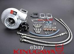 Kinugawa Billet Turbocharger 3 Anti-Surge TD05H-16G S13 SR20DET CA180DET 8cm