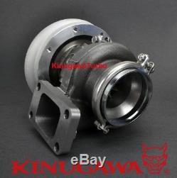 Kinugawa Billet Turbocharger 3 Anti-Surge TD05H-16G with T3/8cm/V-Band External