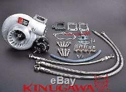 Kinugawa Billet Turbocharger 3 Anti-Surge TD05H-20G S13 SR20DET CA180DET 8cm
