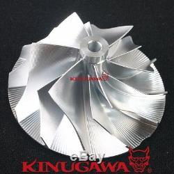 Kinugawa Billet Turbocharger 3 Anti-Surge TD05H-20G with T3/8cm/V-Band Housing