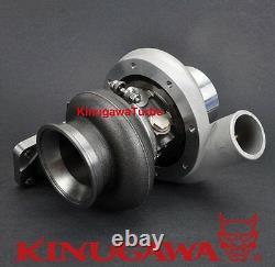 Kinugawa Billet Turbocharger 3 Anti-Surge TD06SL2-18G with T3/8cm/V-Band External
