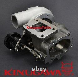 Kinugawa Billet Turbocharger 3 Anti Surge TD06SL2-20G-8cm T25 Internal Gated