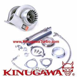 Kinugawa Billet Turbocharger 3 Anti-Surge TD06SL2-20G with 8cm Triangle Oil-Cool