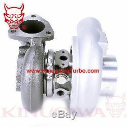 Kinugawa Billet Turbocharger 3 Anti-Surge TD06SL2-20G with 8cm V-Band 9 B Turbine