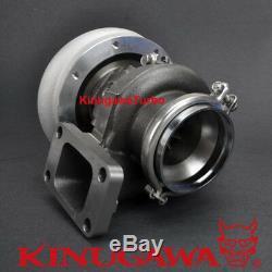 Kinugawa Billet Turbocharger 3 Anti-Surge TD06SL2-20G with T3/8cm/V-Band/ 9 Blade