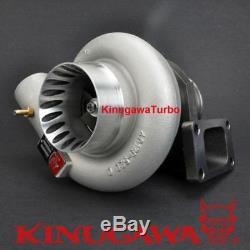 Kinugawa Billet Turbocharger 3 Anti-Surge TD06SL2-20G with T3/8cm/V-Band External