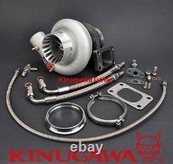 Kinugawa Billet Turbocharger 3 Anti-Surge TD06SL2-25G with T3 10cm V-Band