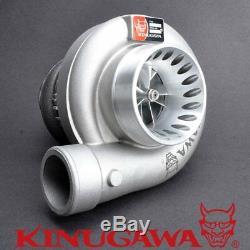 Kinugawa Billet Turbocharger 4 Anti-Surge For T67-25G T3 8cm V-Band Housing