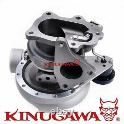 Kinugawa Billet Turbocharger 4 Anti Surge SUBARU WRX STI T67-25G 7cm Oil Cooled