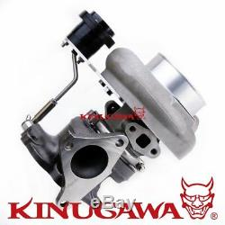 Kinugawa Billet Turbocharger 4 Anti Surge SUBARU WRX STI T67-25G 8cm Oil Cooled