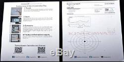 Kinugawa Billet Turbocharger 4 Anti-Surge T67-25G T3 8cm V-Band Housing