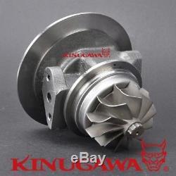 Kinugawa Billet Turbocharger 4 Anti Surge TD07S-25G with T3 V-Band 14cm 650PS