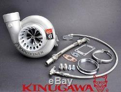 Kinugawa Billet Turbocharger 4 Anti Surge TE06H-25G with T3 12cm. 82 /Twin Scroll