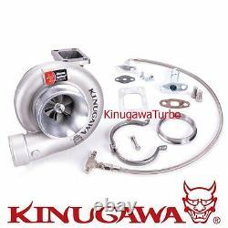 Kinugawa Billet Turbocharger 4 Non Anti-Surge T67-25G + 8cm A/R. 64 T3 V-band