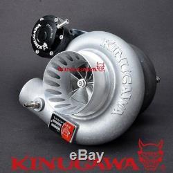 Kinugawa Billet Turbocharger Bolt-On 3 Anti Surge RB20DET RB25DET TD05H-18G 8cm