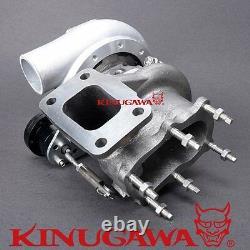 Kinugawa Billet Turbocharger Bolt-On 3 Anti Surge RB20 RB25DET TD05H-16G 8cm